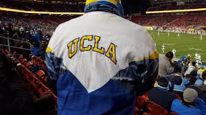 ucla football foster farms bowl photo essay page  vintage reebok ucla windbreaker at 2015 foster farms bowl levi s stadium santa clara