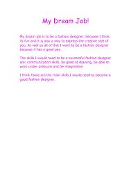 essay about fashion designer  life as a fashion designer  comparison essay topics