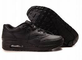 buy black leather air max nike buy black black nike air