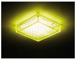 <b>Светильник</b> встраиваемый светодиодный <b>Ambrella</b> ...