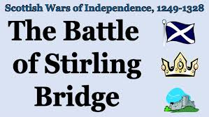 「Battle of Stirling Bridge」の画像検索結果