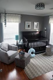 i love how clean and simple this room is it would be a simple transition boy high baby nursery decor