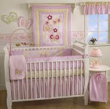 purple butterfly bedding set cheap for nursery ba girl decor crave inside baby girl bedroom sets plan ba girl nursery bedding sets good marketing for baby girl bedroom furniture