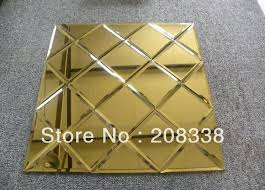 furniture silver mirrored mirror bevelled wall tiles