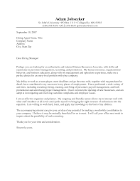 Internship Writing Colleges Massachusetts Student Cover Letter