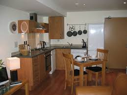 apartment kitchen design wooden kitcheneasy decoration for small apartment kitchen ideas presenting wo
