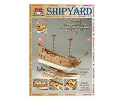 Купить <b>Сборная картонная модель</b> Shipyard флейт Schwarzer ...