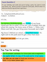 an invitation to a party learnenglishteens reading writing an invitation to a party learnenglishteens