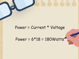 ways to calculate power output wikihow
