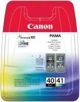<b>Canon PG</b>-<b>40BK</b>/<b>CL</b>-41 MULTI 0615B043 – купить <b>картридж</b> ...