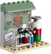 <b>Конструктор Lego Мастерская</b> «<b>Строим</b> и чиним» Эммета и Бенни!
