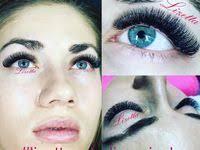20+ лучших изображений доски «Eyelash extensions»