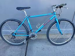 <b>Vintage retro</b> Hooger Booger <b>mtb mountain bike</b> with Shimano ...
