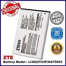 <b>Original</b> Battery ZTE <b>Li3822T43P3h675053</b> ZTE Blade Q Lux ZTE ...
