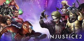 Приложения в Google Play – Injustice 2