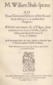 essay king lear shakespeare king lear entire play norman maclean king lear essay