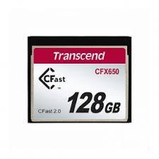 Купить <b>Карта памяти Transcend</b> TS 128G CFX650 CFast 2.0 - в ...