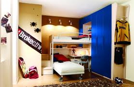 cool bedroom ideas for teenage guys furniture bedroom interior fantastic cool bedrooms for guys with bunk bed along and blue sky cupboard also brown fur rug bedroom ideas teenage guys small