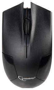 Беспроводная мышка <b>Gembird MUSW</b>-<b>300 Black</b>, купить в Москве ...