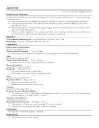 professional mental health counselor templates to showcase your resume templates mental health counselor