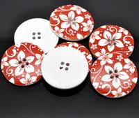 Wood Animal Buttons NZ