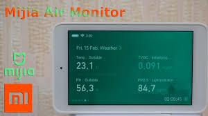 Монитор качества <b>воздуха Xiaomi</b> Mijia <b>Air</b> Quality Tester ...