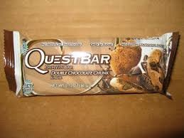 <b>Quest Bar Double</b> Chocolate Chunk | Protein Bar Review - YouTube