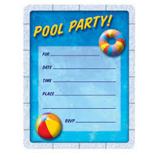 pleasing pool party invitation template microsoft word birthday contemporary pool party debut invitation middot archaic pool party invitation templates word middot knockout pool birthday