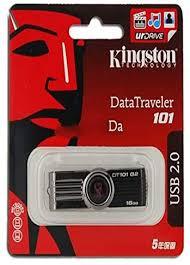 <b>Genuine Kingston</b> DT101 G2 16GB <b>USB Flash Drive</b>: Amazon.co.uk ...