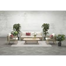 <b>Garden</b> Impressions »Santos« <b>lounge</b> group <b>4</b>-<b>part</b>. buy online