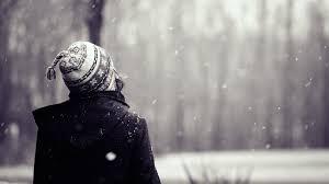 Resultado de imagen para chica en la nieve