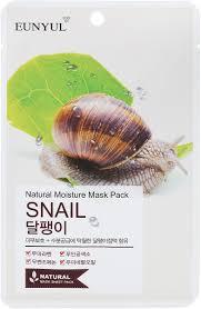 Eunyul <b>Маска с муцином</b> улитки, 22 г — купить в интернет ...