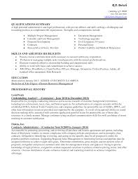 resume administrative assistant skills | Template resume administrative assistant skills