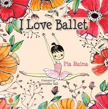 <b>I Love Ballet</b> | Tota Books - Full Circle Publishing
