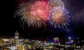 Image result for fireworks mexico