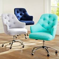 contemporary office chairs by pbteen bedroomcute leather office chair decorative stylish furniture