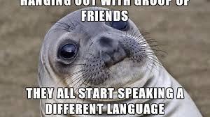 I felt so left out - Meme Fort via Relatably.com