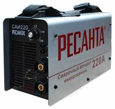 <b>Сварочный аппарат РЕСАНТА</b> САИ-220 (MMA) — купить по ...