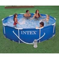 Бассейн каркасный <b>Intex Metal Frame</b> Pool 56999 <b>305х76</b> см ...