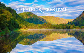 St <b>Patrick's</b> Festival: Home