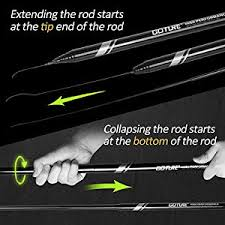 Goture 1 Piece Carp Fishing Pole, Carbon Fiber ... - Amazon.com