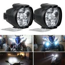 <b>2Pcs</b> Universal <b>Car</b> SUV Motorcycle <b>LED Waterproof Lights</b> Fog ...