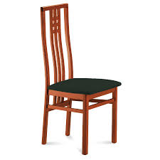 plywood dining chair cherry