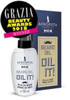 MEN BEARD - Cosmetics Afrodita