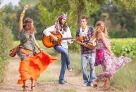 Image result for modern hippies eating healthy