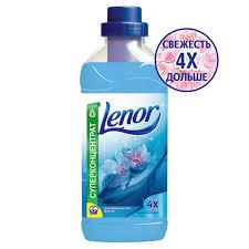 <b>Кондиционер для белья Lenor</b> скандинавская весна концентрат ...
