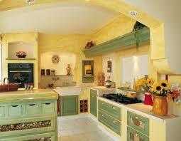 Colori Per Dipingere Le Pareti Del Bagno : Pareti cucina provenzali materiali colori e decorazioni