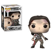 <b>Tomb Raider Lara Croft Funko Pop</b>! <b>Vinyl</b> | <b>Pop</b> In A Box UK