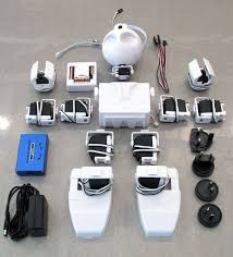 Каталог <b>конструкторов</b> для самостоятельной сборки роботов