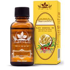 <b>30ML</b> Hot Sale Pure Plant Essential Oil <b>Ginger</b> Body Massage Oil ...